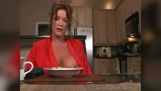 Rachel Steele.кухонный инцест.