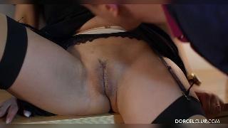 Секс с чувственной дамой