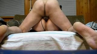 Домашнее порно зрелых на диване