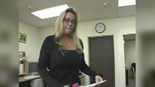 Sandra Otterson самая сексуальная секретарша