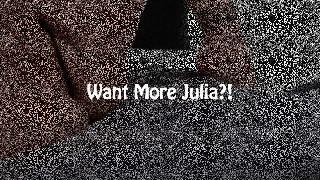 Крутая мастурбация от Джулли Энн